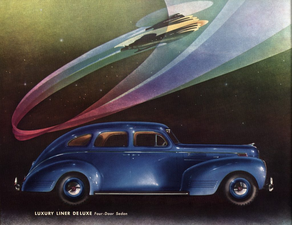 Dodge Catalog - left 1939