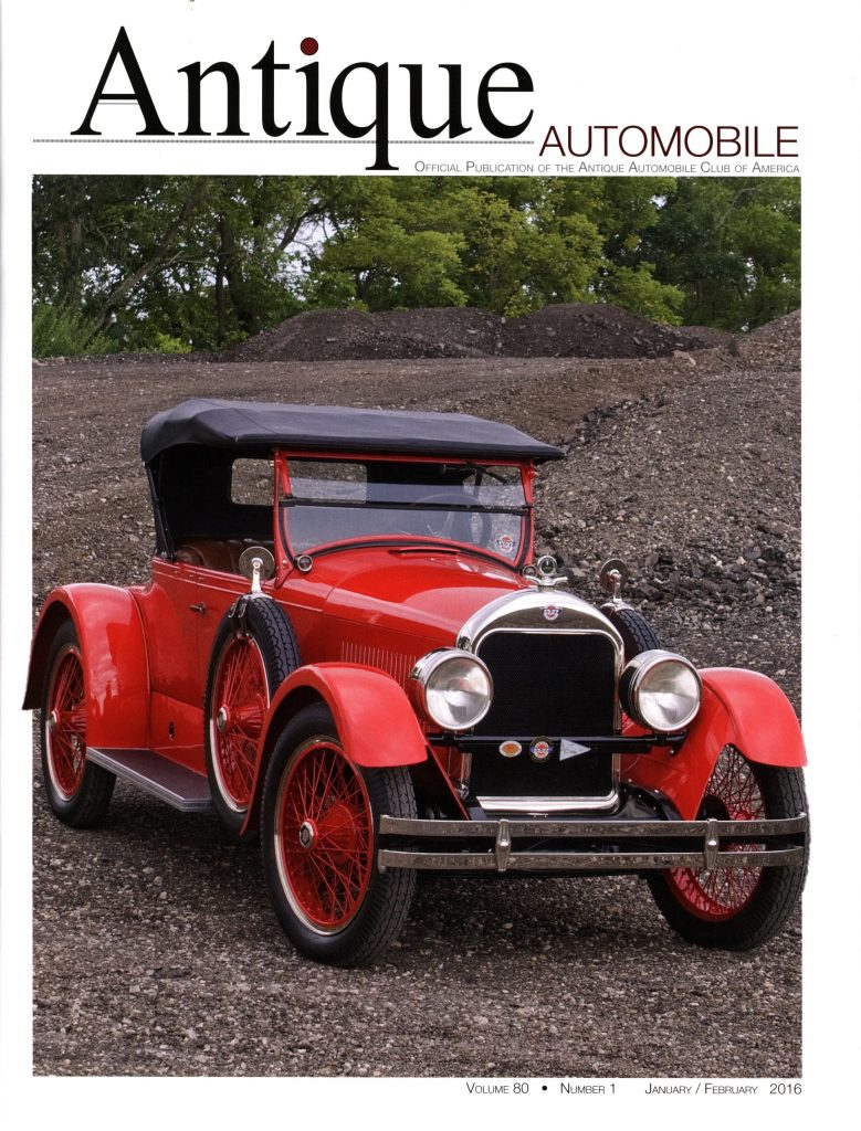 Antique Automobile AACA Library and Research Center