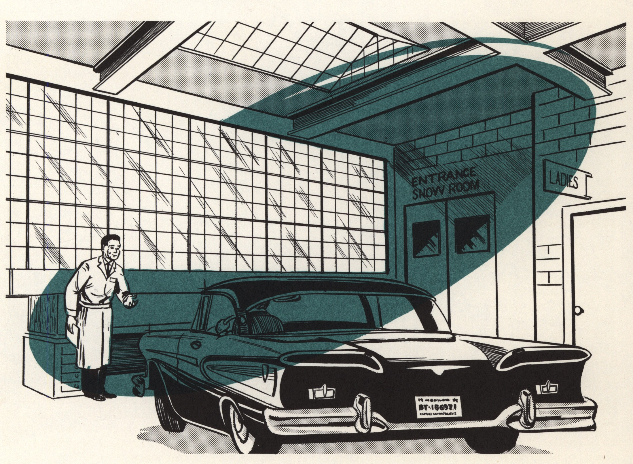 Illustrating the Automobile AACA Library and Research Center
