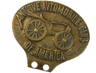 AACA badge web
