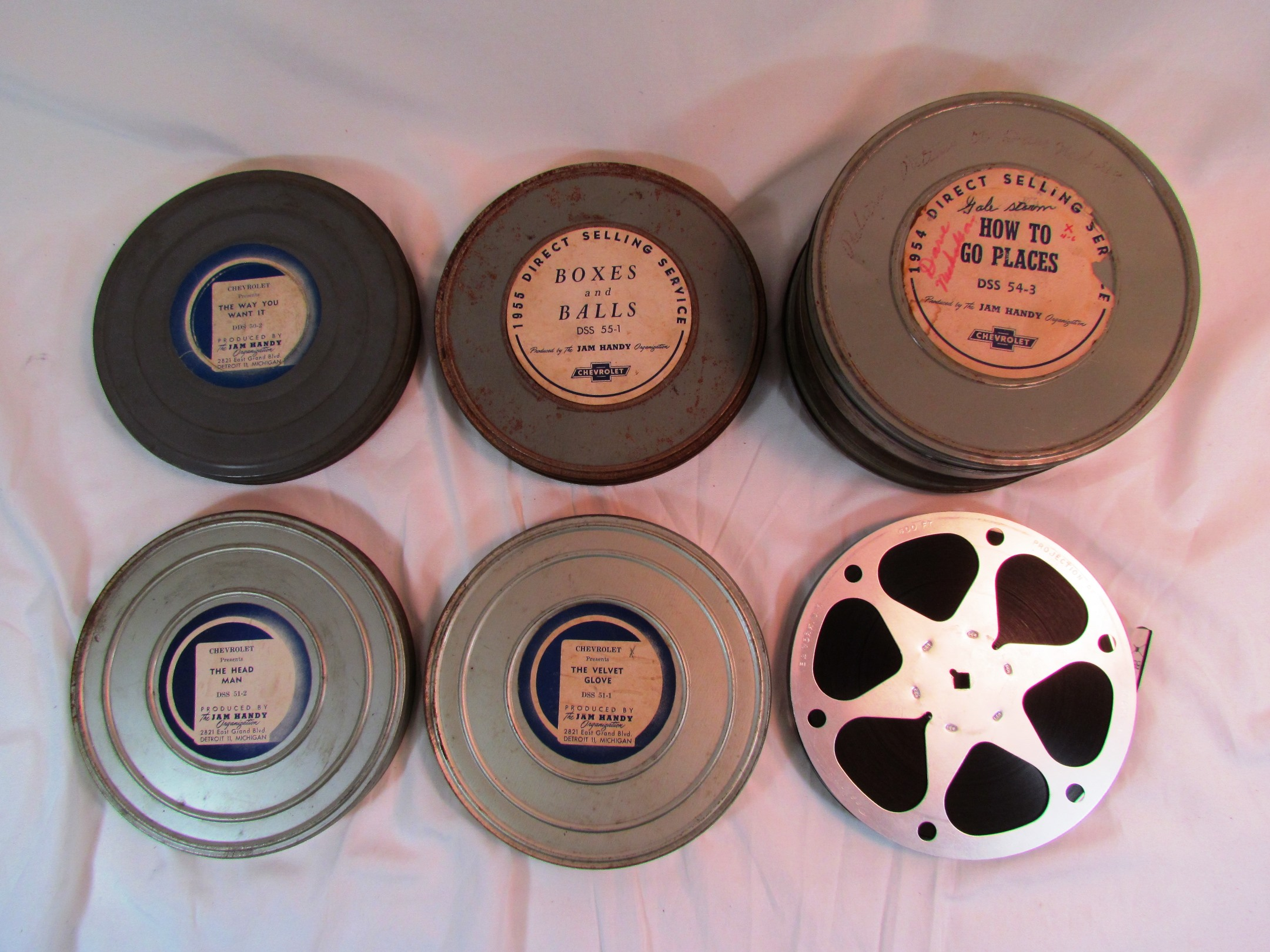 Jam Handy Films in the Library's Collection