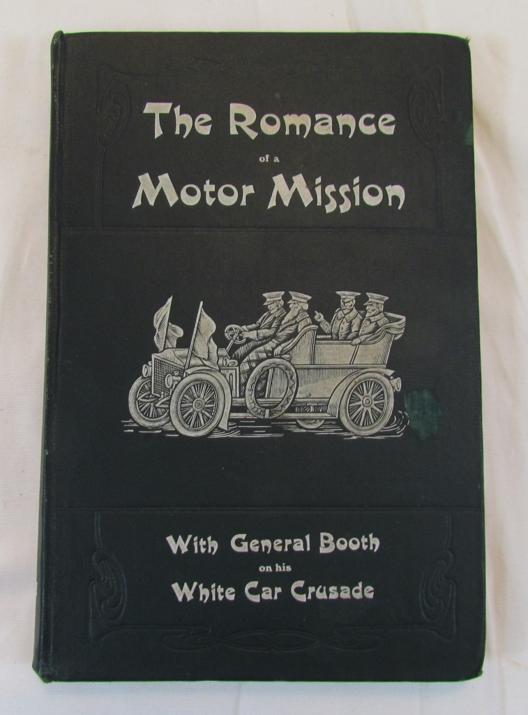 The Romance of a Motor Mission (1906)