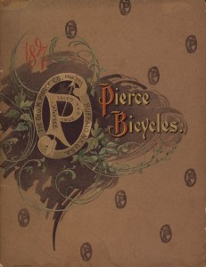 1897 Bicycle Cover