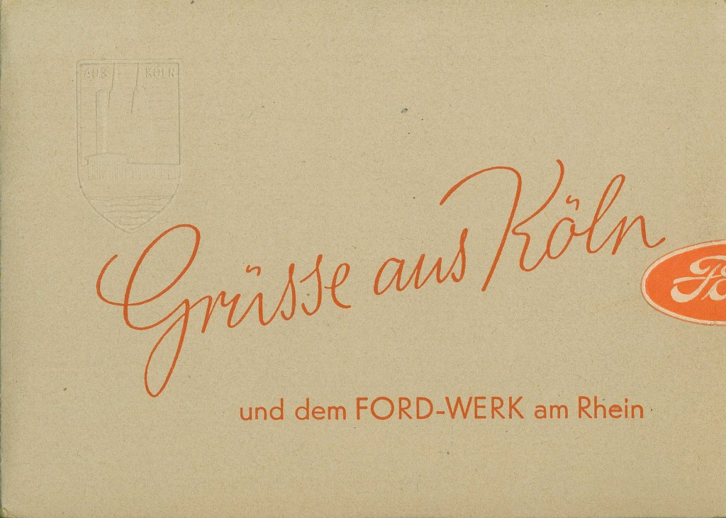 1945 Letter 2  (Envelope Containing Post Cards)
