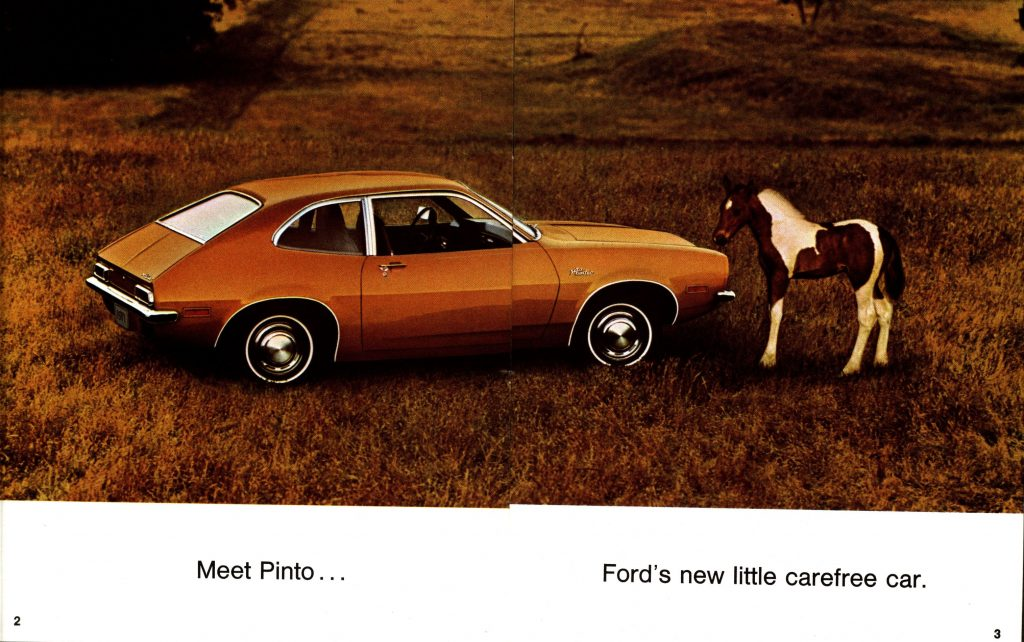 Ford Pinto 1971 0001
